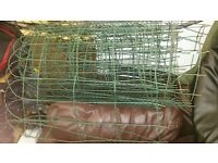 Garden wiring wire fence net.