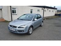 FORD FOCUS ZETEC CLIMATE 1.6 AUTO LOW MILEAGE 2005