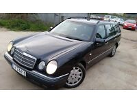 LHD MERCEDES 290 TURBO DIESEL , we have more left hand drive ---15 cheap cars on stock---