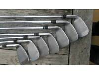Nike cci Steel irons set. 3-PW. Missing 6 iron.