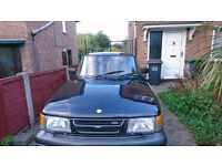RARE only 24 on the road Saab 900 turbo 16v s