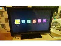 "32"" Bush lcd HD TV built in Freeview and remote Control"