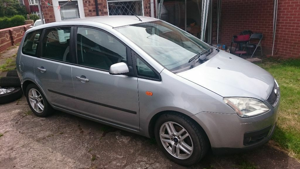 ford focus c max 1 6 2005 good condition in telford shropshire gumtree. Black Bedroom Furniture Sets. Home Design Ideas