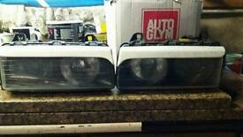 Genuine bosch e36 m3 headlights complete with brows