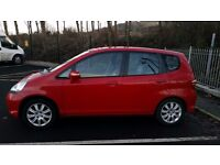 Awesome little big Red Honda Jazz. 08 ES Model, 32,000 MILES!!!