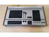 Tandberg Double Cassette Deck