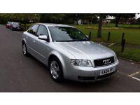 2004 Audi A4 2.0 FSI SE 4dr (CVT) Automatic Full Service History HPI Clear @07725982426 @