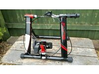 Cycle Training Machine.