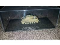 Collectors tanks