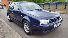 2004 Volkswagen Golf 1.4 Final Edition MK4 - 1 Previous Owner!