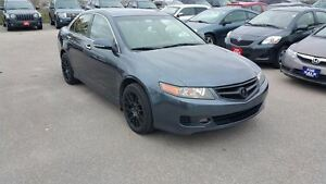2006 Acura TSX 4dr Sdn Manual