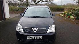 2004 Vauxhall meriva 71000 miles. Excellent condition