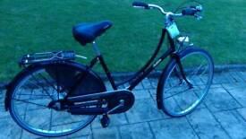 Pashley Princess Sovereign bike 5 speed bike