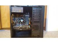 8 CORE GAMING AND MEDIA EDITING PC