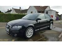 Audi A3, sport, 1.6 petrol, 3 door