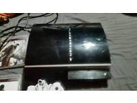 Ps3 160gb and games