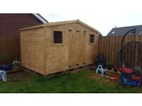 GREAT DEALS ON SHEDS