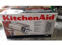 Kitchen Aid Ravioli Maker attachment