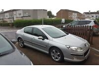 Peugeot 407 2.0 hdi Zenith for sale or swap