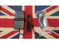 Genuine Dell Laptop 19.5V 130W AC Adapter & Power Cable Model DA130PE1-00 Ref. ADP-130DB