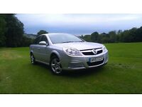 Vauxhall Vectra 1.8i VVT Exclusiv