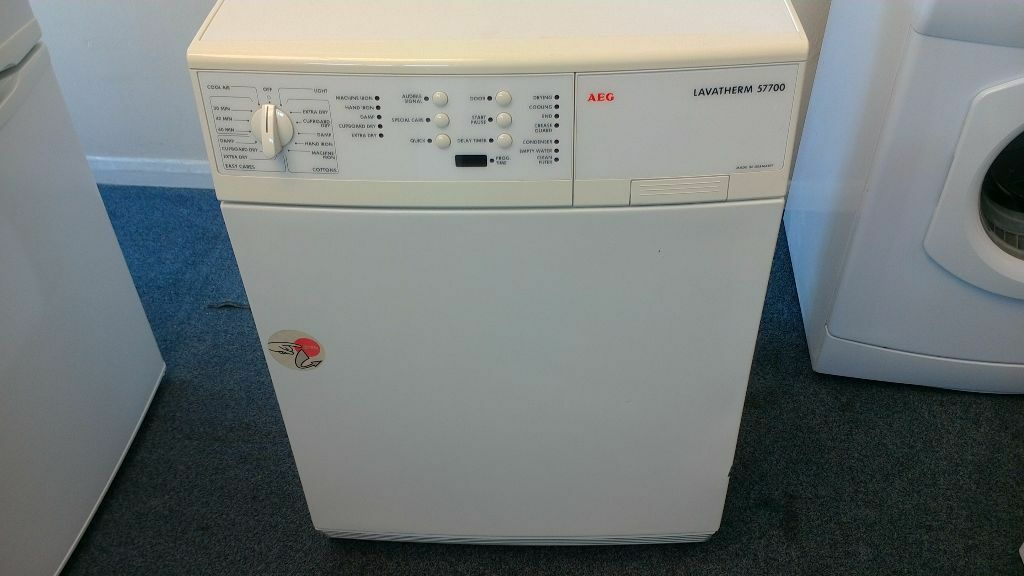 AEG Lavatherm 57700 Condenser Dryer in Loughborough  : 86 from www.gumtree.com size 1024 x 576 jpeg 57kB