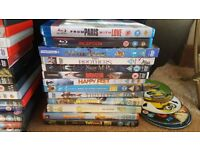 Various dvds for sale. All mostly in original boxes.