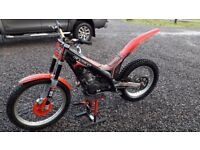 GASGAS 300 TXT Trials bike 2009