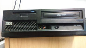IBM DESKTOP PC