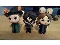Harry potter mystery mini funco pops