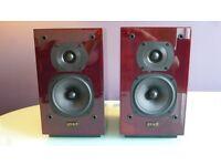 Quad Hi Fi Speakers RRP£400 Bookshelf Seperates System 77-11L