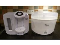 Tommee Tippee Perfect Prep Machine and Sterliser(White)