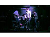 indie punk rock band seeks drummer