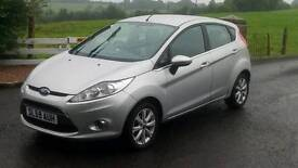 FORD FIESTA 1.2 New model