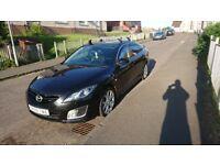 Mazda 6 sport 2.5 petrol 2009 hatchback