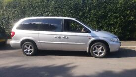 Chrysler Grand Voyager 3.3 LX - Repairs, too good for spares! LPG & Petrol too!