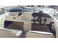 Fletcher Speedboat 15ft 75hp Mercury