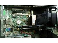 Hp compaq 8200sff motherboard. Processor and ram