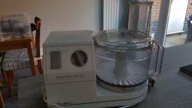Moulinex master chef 50 food processor mixer