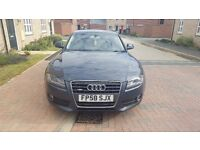Cheapest audi a5 for mileage going