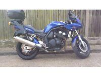 Yamaha Fazer 600 1000 no offer