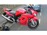 Suzuki SV650S 2006, 645cc, 17600 Miles, Full Fairings, Great Condition,
