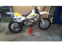 Motocross bike Yamaha YZ 250