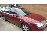 Ford Mondeo 1.8LX 2005 (55)