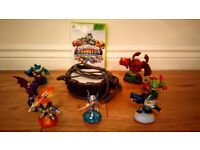 Skylanders Game, Portal and Figures for Xbox 360
