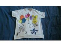 Children in need Pudsey bear top clothes fashion