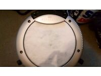 Korg Wavedrum in mint condition with a free drum stand