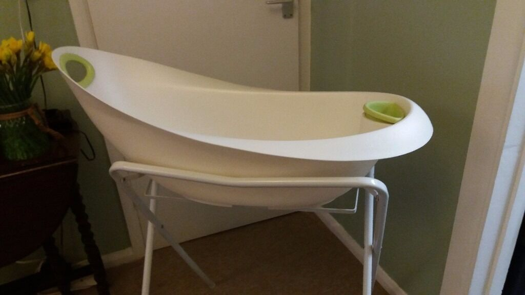 Mothercare Baby Bath and stand | in Ferndown, Dorset | Gumtree