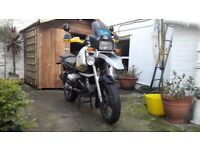 1996 Bmw r1100gs Adventure Motorcycle,Corbin Seat,full hard luggage.