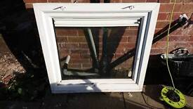 Upvc window.